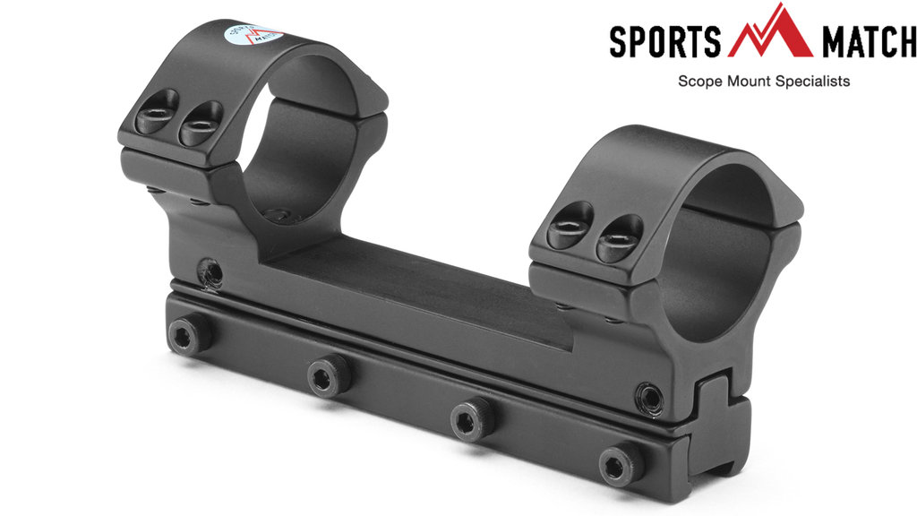 SportsMatch UK AOP56 justierbare Zielfernrohrmontage 30mm